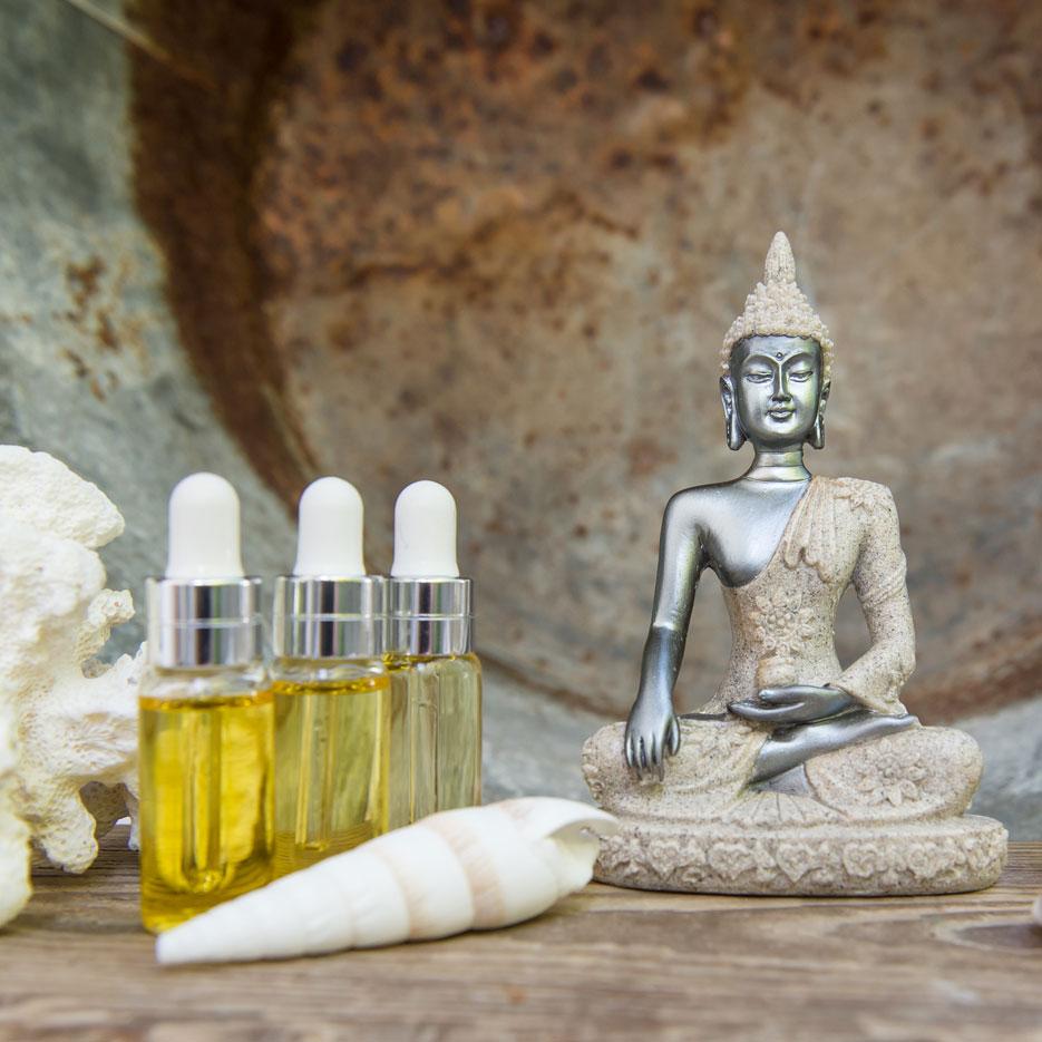 Stilleben - Buddha
