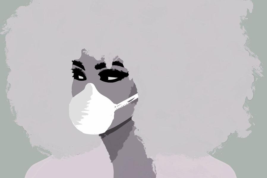Teil 1: Hautprobleme vom Mundschutz?