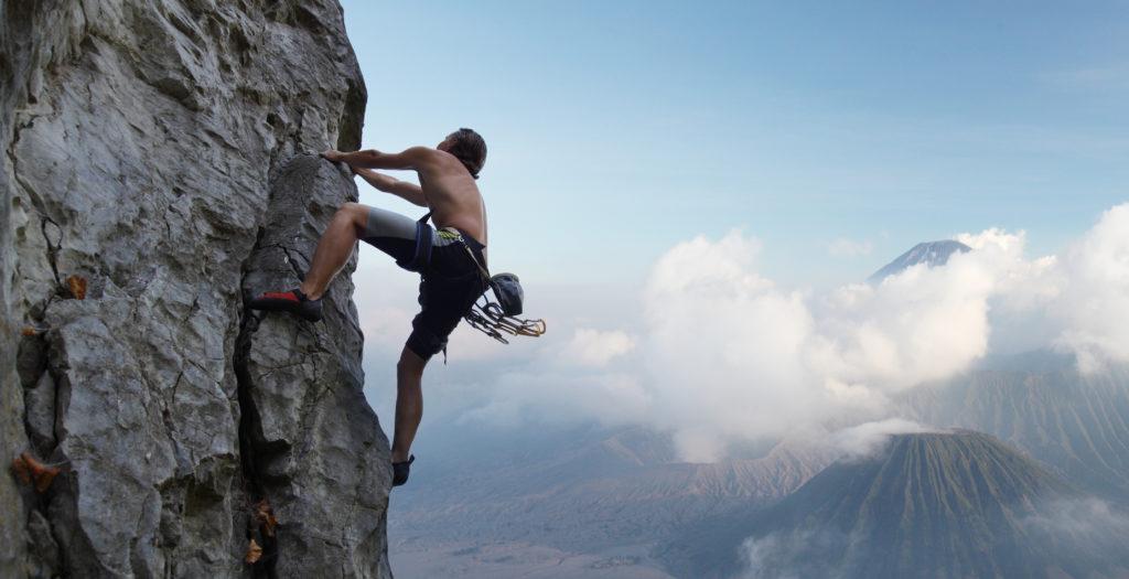 Bergsteiger - Adrenalin