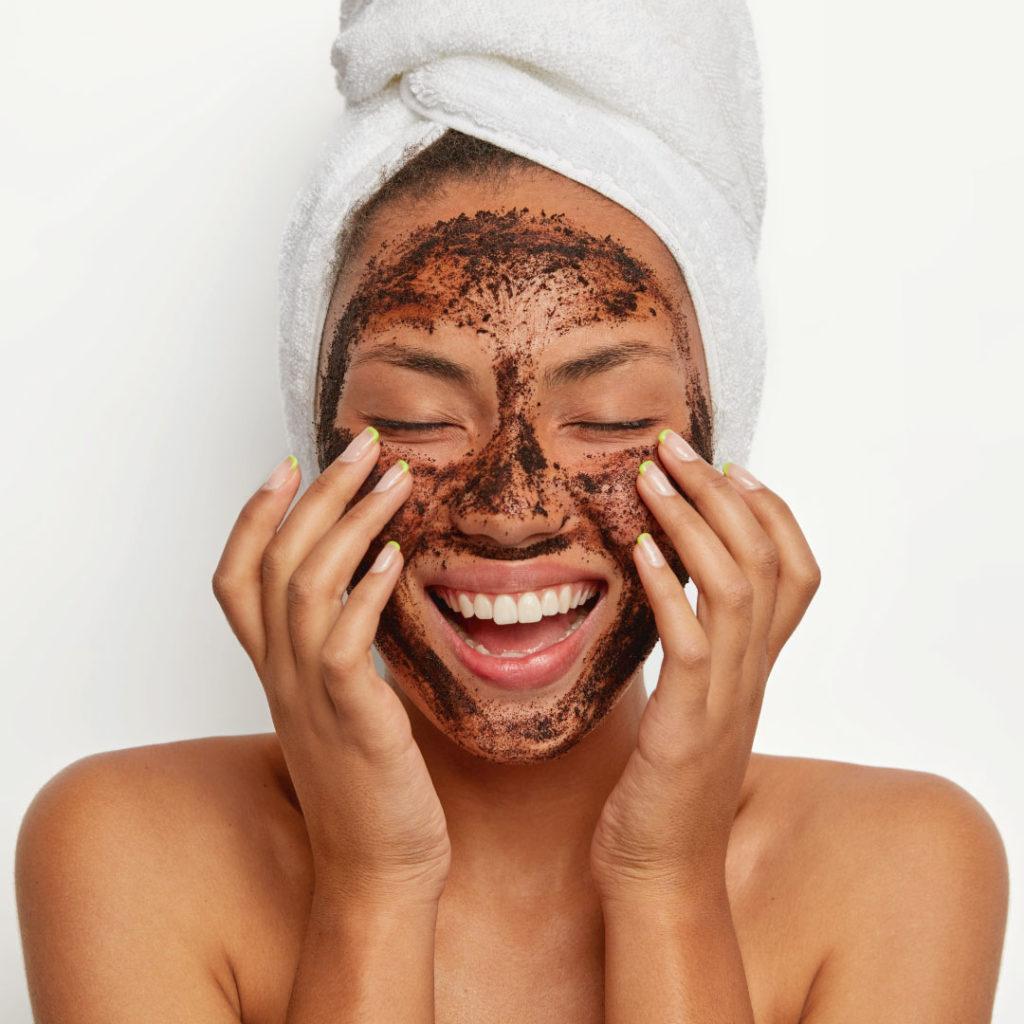 Peeling - Gesichtspflege